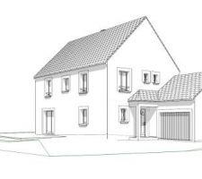 porte de service obligatoirement isol e en rt2012. Black Bedroom Furniture Sets. Home Design Ideas