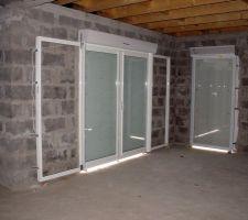 Portes, baies et fenêtres