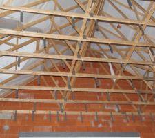 Suspentes etage