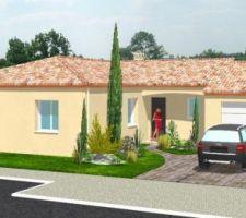 voici notre future maison a saint philbert de bouaine