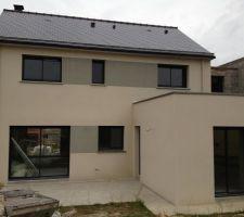 Notre maison liffre liffre ille et vilaine for Les architecteurs rennes