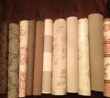 Sélection de papiers peints
