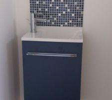 lave mains du 1er wc