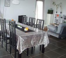 Un petit changement de décor et d'emplacement de meubles