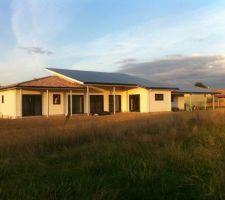 notre maison photovoltaique dans les landes