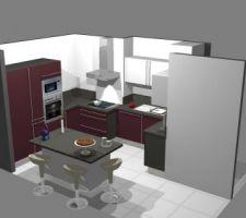 Notre futur cuisine :)