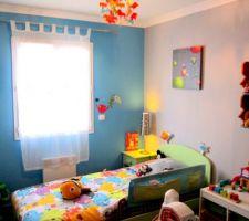 Chambre de notre fils de 3 ans