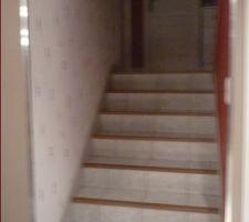 Cherche idée pour changer couleur  du  couloir :  Peinture  ou tâpisserie