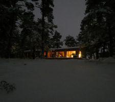 kelethin by night
