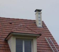 Sortie de toit Luminance de Poujoulat