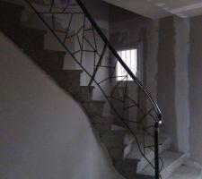 Fabrication maison avec que des chutes d'une autre rembarde