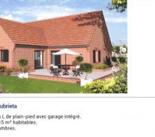 maison contemporaine gouzeaucourt