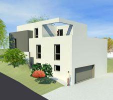 maison toit plat rt2012 a hettange grande