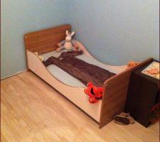 Le petit grand lit du monstre