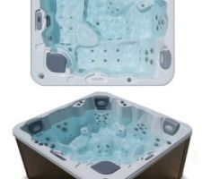 spa astrapool evolution 5 places