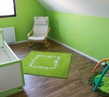 Chambre du bébé terminée