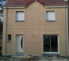 facade avant