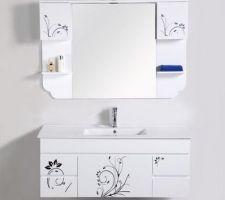Meuble de salle de bain des filles