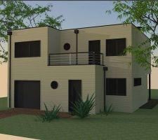 notre future maison bois