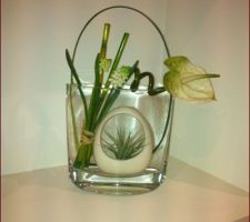 Dernière créations florales...
