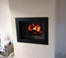 1er feu de cheminee