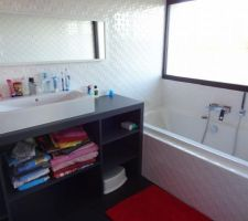 salle de bain des enfants
