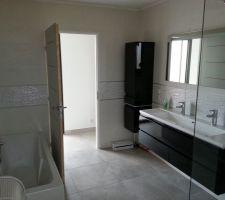 meuble vasque colonne et miroir sanijura baignoire corvette 3