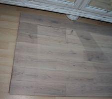 Chêne blanchi huilé brossé destiné à tout l\'étage
