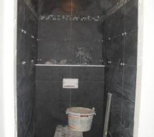 Toilette etage