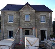 la construction de notre maison lelievre bbc a guerville