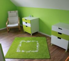meubles de rangement pour le bebe j 5 semaines