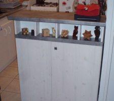 plan de cuisine bar pour mon deuxieme appartement
