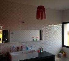 salle de bain des kids