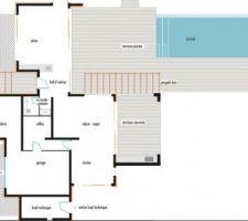 projet plan espace vie