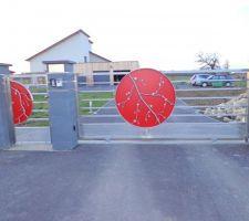 Portail et portillon 17/02/2014