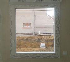 Fenêtre rectifiée