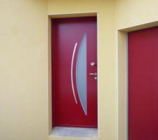 Porte d'entrée Cotim 12 de chez Zilten - Vue extérieure