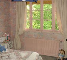 premiere visite de la maison future chambre des parents papier peint vinyle avec petit prince dessus une merveille