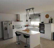 Réaménagement de notre cuisine avant la disparition du modèle FAKTUM de chez IKEA...c'est maintenant ou jamais!