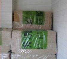Ch3 isolation fibre de bois chanvre 60mm