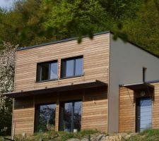 fuchs construction bois ou l integration dans la nature