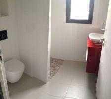 salle de bain rdc douche italienne