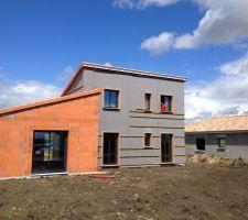 chez nous 63 maison mixte brique bois