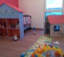 La chambre de la petite