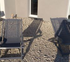Nos bains de soleil après le relooking
