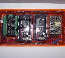 Eclairage LED escalier sous-sol - contrôle