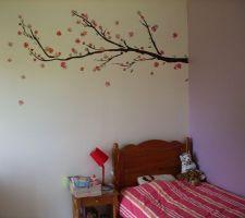 Chambre A n°1 (orchidée satin)
